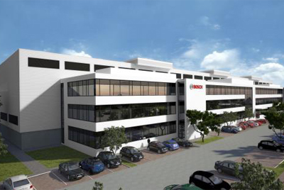 BOSCH NEW HEAD OFFICE FOR AFRICA