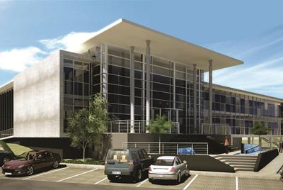 Grundfos Warehouse & Offices